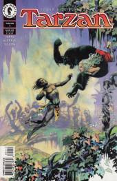 Tarzan (Dark Horse - 1996) -1- Tarzan's Jungle Fury Part One