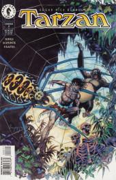 Tarzan (Dark Horse - 1996) -2- Tarzan's Jungle Fury Part Two