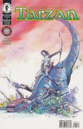 Tarzan (Dark Horse - 1996) -4- Tarzan's Jungle Fury Part Four
