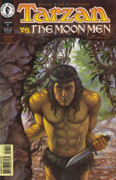 Tarzan (Dark Horse - 1996) -17- Tarzan vs. the Moon Men Part One of Four
