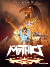 Les mythics -3- Amir