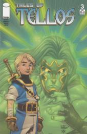 Tales of Tellos -3- Tales of Tellos #3