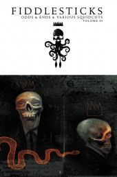 (AUT) Templesmith -1- Fiddlesticks: Odds & Ends & Various Squidcuts Volume 01