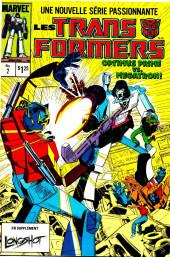 Les transformers (Éditions Héritage) -2- Lutte de pouvoirs