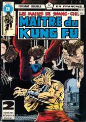 Les mains de Shang-Chi, maître du Kung-Fu (Éditions Héritage) -6667- La troupe des léopards
