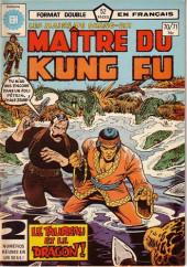 Les mains de Shang-Chi, maître du Kung-Fu (Éditions Héritage) -7071- Les guerriers de l'aube dorée (Partie 2)