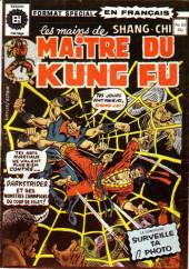 Les mains de Shang-Chi, maître du Kung-Fu (Éditions Héritage) -23- Le filet de la mort sombre !