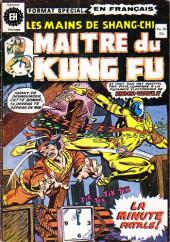 Les mains de Shang-Chi, maître du Kung-Fu (Éditions Héritage) -28- L'horloge du temps brisé