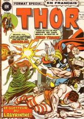 Thor (Éditions Héritage) -45- Qui guette au-del du labyrinthe ?