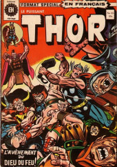 Thor (Éditions Héritage) -35- L'arrivée de Firelord !