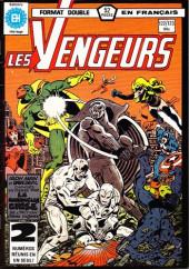 Les vengeurs (Éditions Héritage) -122123- Le retour à l'âge de pierre
