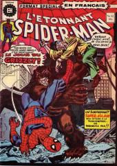 L'Étonnant Spider-Man (Éditions Héritage) -41- Le jour du Grizzly !