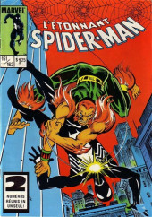 L'Étonnant Spider-Man (Éditions Héritage) -161162- On présente... Puma !