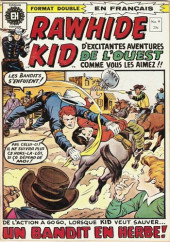 Rawhide Kid (Éditions Héritage) -9- Un bandit en herbe