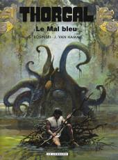 Thorgal -25b15- Le mal bleu