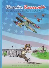 Quentin Roosevelt - Une étoile américaine dans le ciel de France