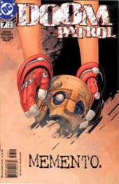 Doom Patrol Vol.3 (DC cComics - 2001) -7- Memento.