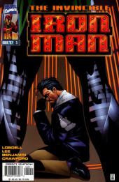 Iron Man Vol.2 (Marvel Comics - 1996) -5- Inherit The Whirlwind