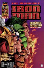 Iron Man Vol.2 (Marvel Comics - 1996) -6- Industrial Revelation