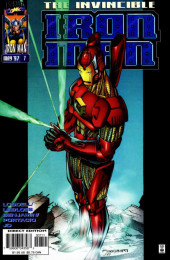 Iron Man Vol.2 (Marvel Comics - 1996) -7- Look Back In Anger