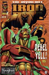 Iron Man Vol.2 (Marvel Comics - 1996) -8- Rebel, Rebel