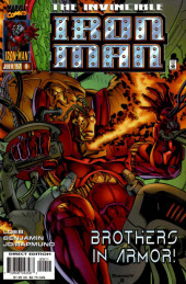 Iron Man Vol.2 (Marvel Comics - 1996) -9- Rebel Without A Cause