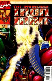Iron Man Vol.2 (Marvel Comics - 1996) -10- Dead Man Walking