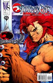 ThunderCats (2002) -2VC- Issue 2