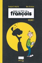 Dans la tête de François -1- Volume 1