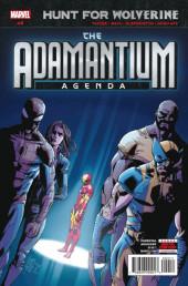 Hunt For Wolverine - Adamantium Agenda -4- Issue #4