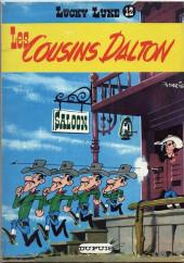 Lucky Luke -12b69a'- Les cousins dalton