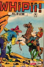 Whipii ! (Panter Black, Whipee ! puis) -Rec12- Album N°12 (du n°32 au n°34)