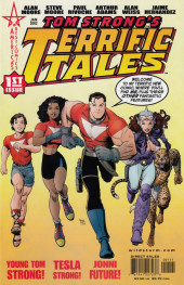 Tom Strong's Terrific Tales (2002) -1- Tom Strong's Terrific Tales #1