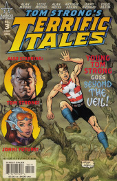 Tom Strong's Terrific Tales (2002) -3- Tom Strong's Terrific Tales #3