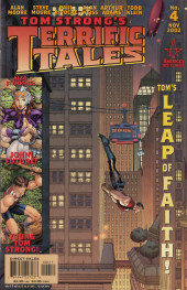 Tom Strong's Terrific Tales (2002) -4- Tom Strong's Terrific Tales #4