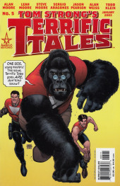 Tom Strong's Terrific Tales (2002) -5- Tom Strong's Terrific Tales #5