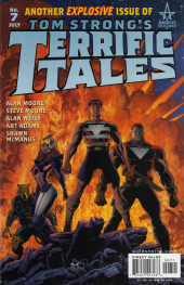 Tom Strong's Terrific Tales (2002) -7- Tom Strong's Terrific Tales #7