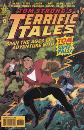 Tom Strong's Terrific Tales (2002) -8- Tom Strong's Terrific Tales #8