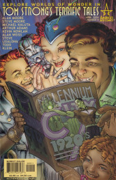Tom Strong's Terrific Tales (2002) -9- Tom Strong's Terrific Tales #9