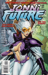 Tom Strong's Terrific Tales (2002) -10- Tom Strong's Terrific Tales #10
