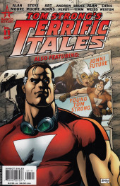 Tom Strong's Terrific Tales (2002) -11- Tom Strong's Terrific Tales #11