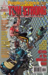 Tom Strong (1999) -2- Return of the Modular Man