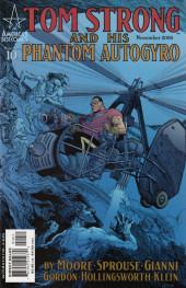 Tom Strong (1999) -10- Tom Strong and His Phantom Autogyro