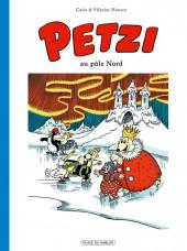 Petzi (Place du Sablon) -5- Petzi au pôle Nord