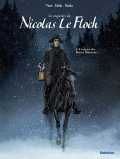 Nicolas Le Floch (Les enquêtes de) -1- L'énigme des Blancs-Manteaux