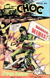 Choc 1re série (Artima puis Arédit) -8- Mines boomerangs
