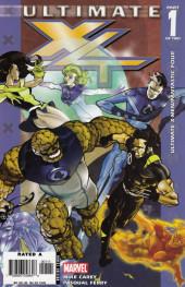 Ultimate X4 (2006) -1- Ultimate X-men/ Fantastic Four #1