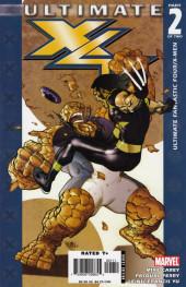 Ultimate X4 (2006) -2- Ultimate Fantastic Four / X-Men