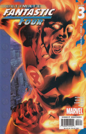 Ultimate Fantastic Four (2004) -3- The Fantastic: Part 3