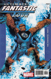 Ultimate Fantastic Four (2004) -4- The Fantastic: Part 4